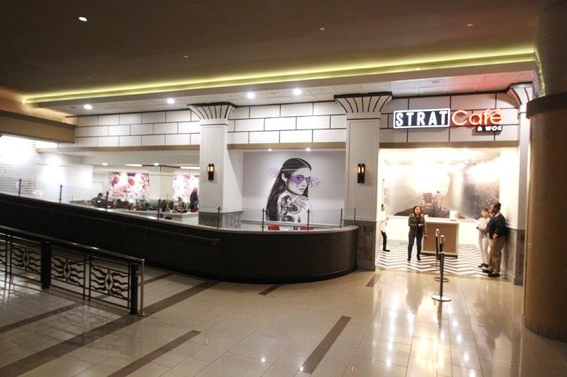 Strat Cafe