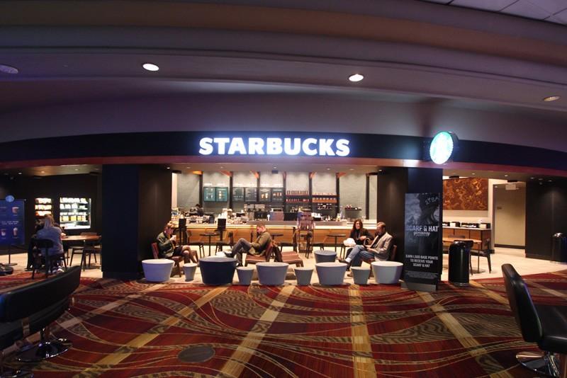 Strat Starbucks