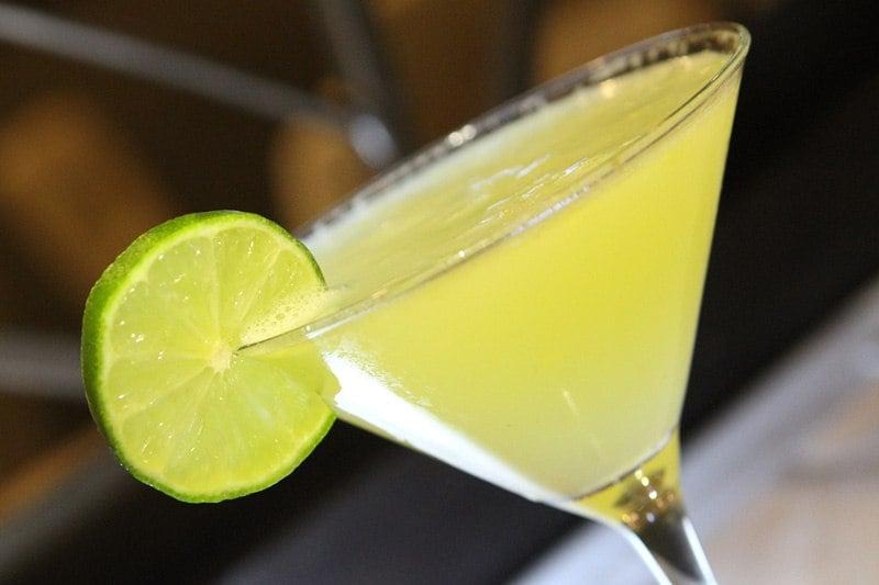 Oakville cocktail Tropicana