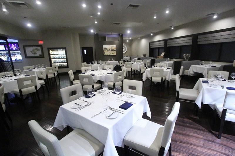 Oakville Steakhouse Trop Las Vegas