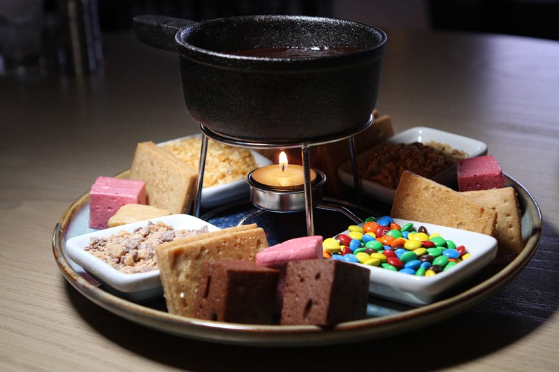 Strat fondue