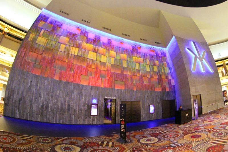 Hakkasan nightclub Vegas