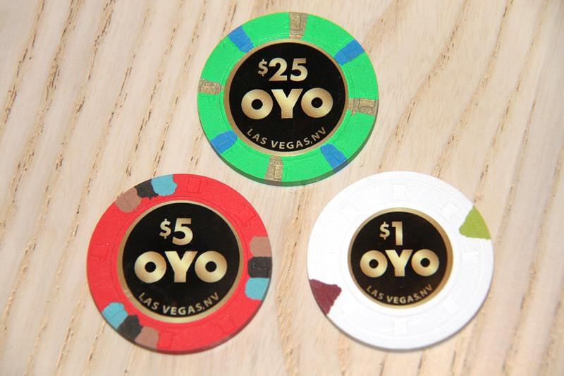 Oyo Las Vegas chips