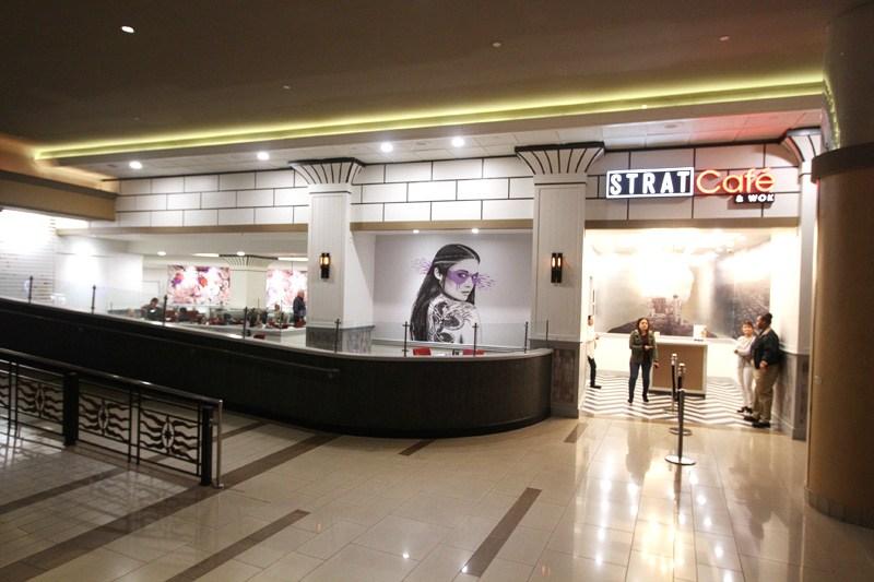 Strat Cafe Wok