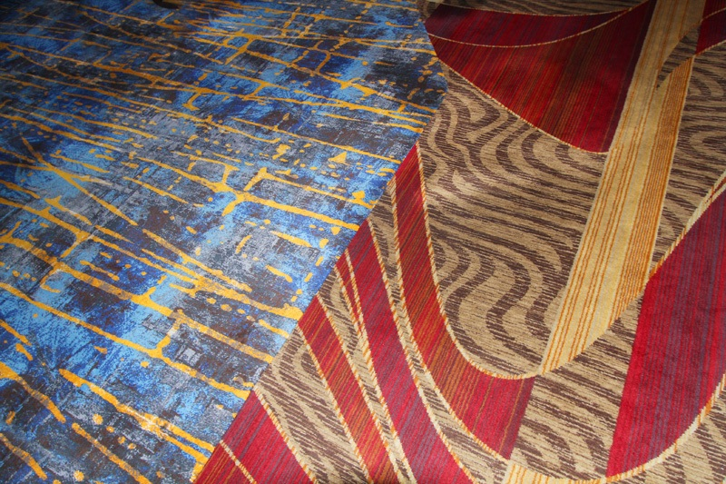 Strat carpet