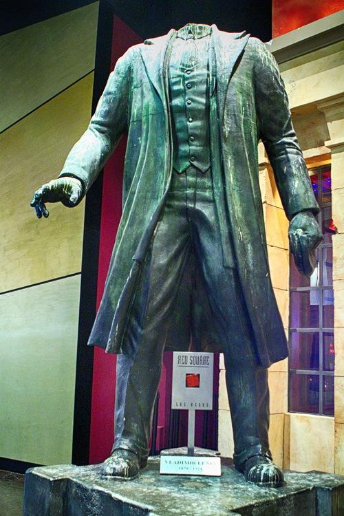 Lenin statue Las Vegas