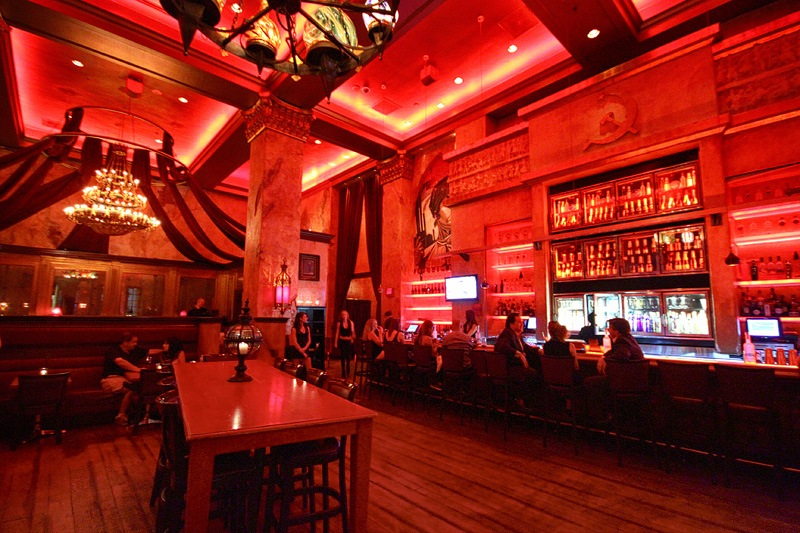 Red Square lounge