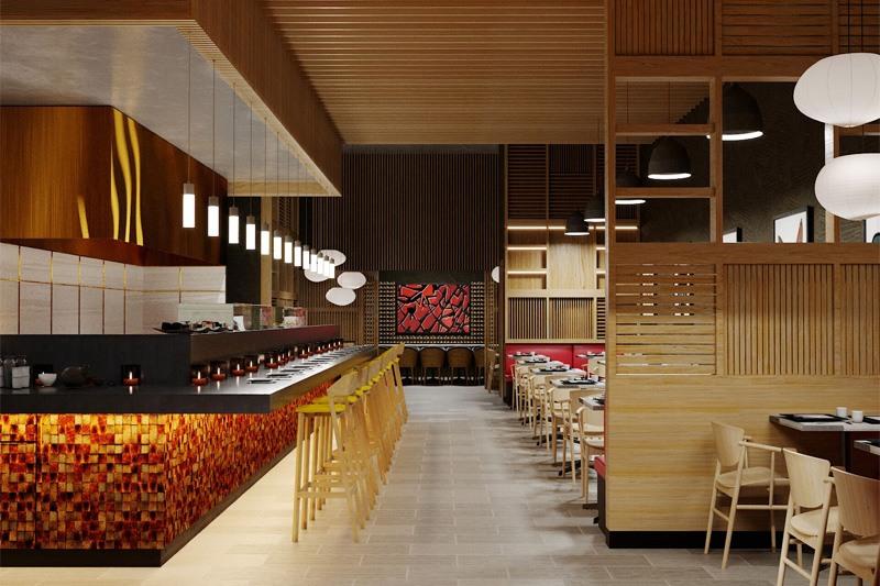 8 East restaurant