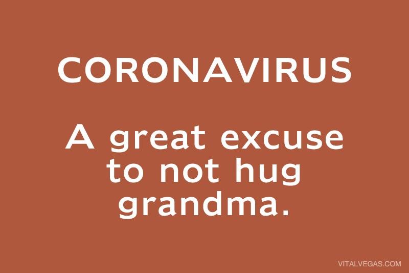 Coronavirus grandma
