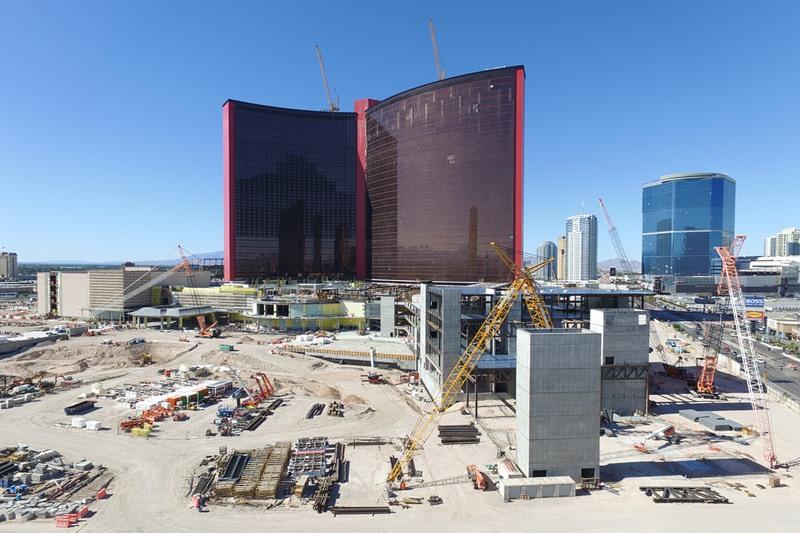 Checking In On Progress At Resorts World Las Vegas