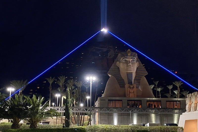 Luxor demolition