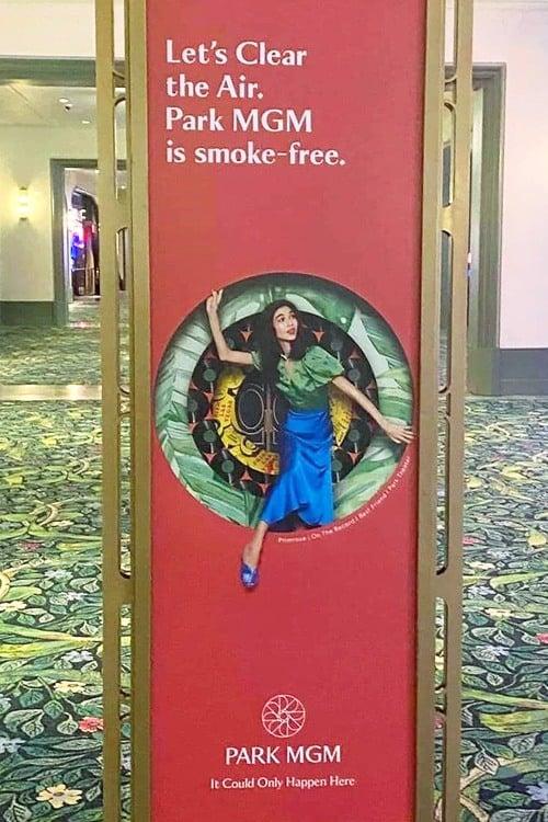 Park MGM smoke free
