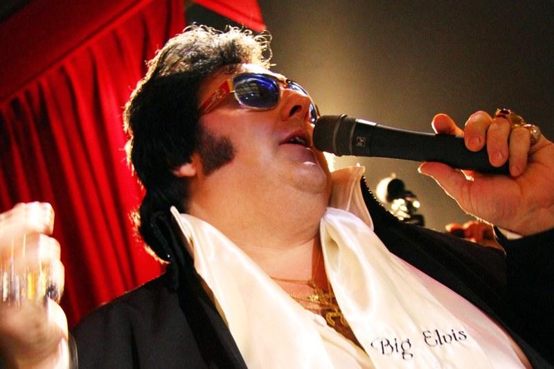 Pete Vallee Big Elvis