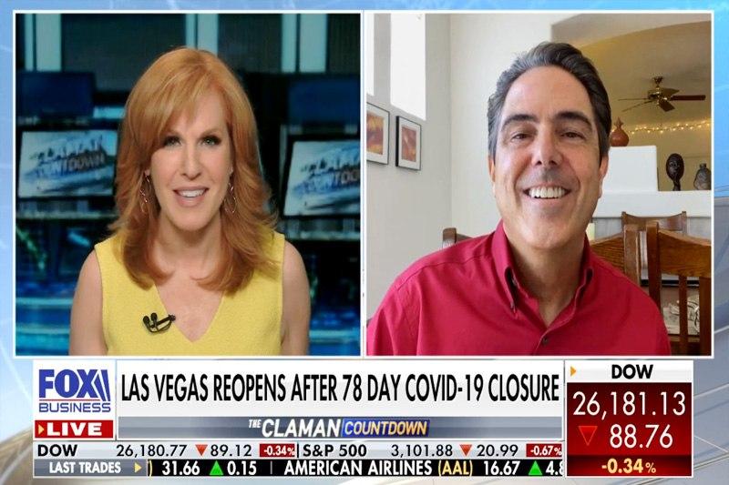 Scott Roeben Fox Business News