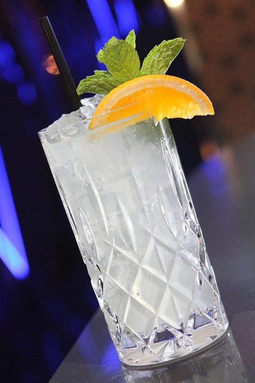 Kamu karaoke cocktails