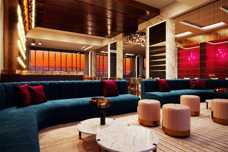 Legacy lounge Circa
