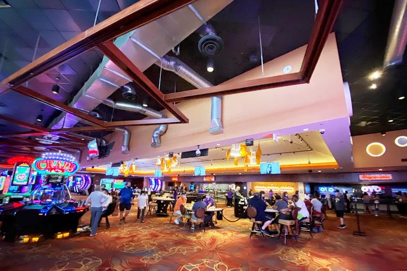 Oyo Las Vegas casino