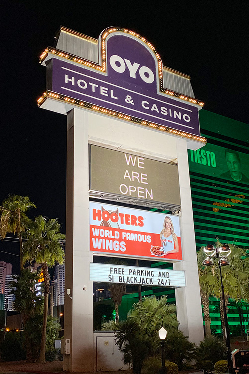 Oyo casino