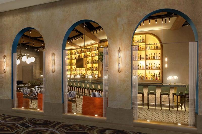 Amalfi Caesars lounge