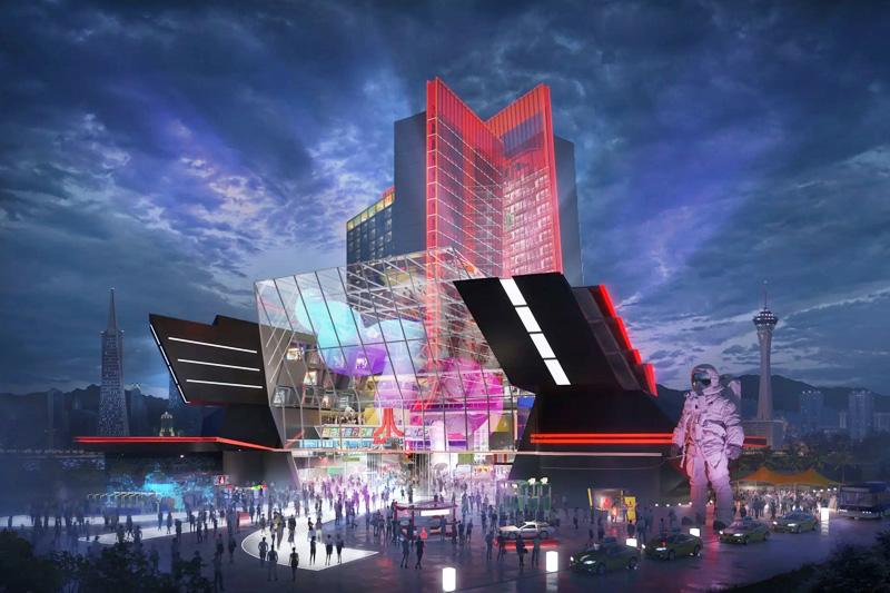 Atari hotel Las Vegas