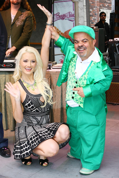 Holly Madison Lucky