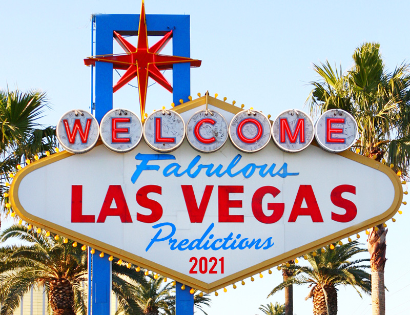 Vital Vegas predictions