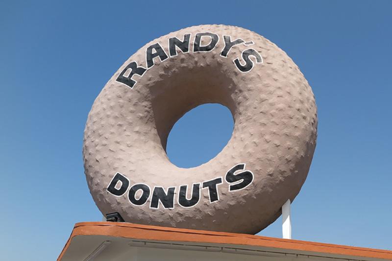 Randy's Donuts Las Vegas