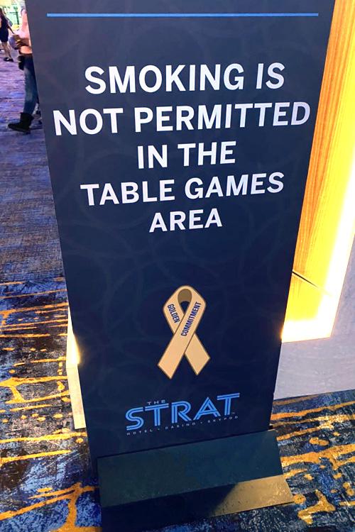 Stat no smoking