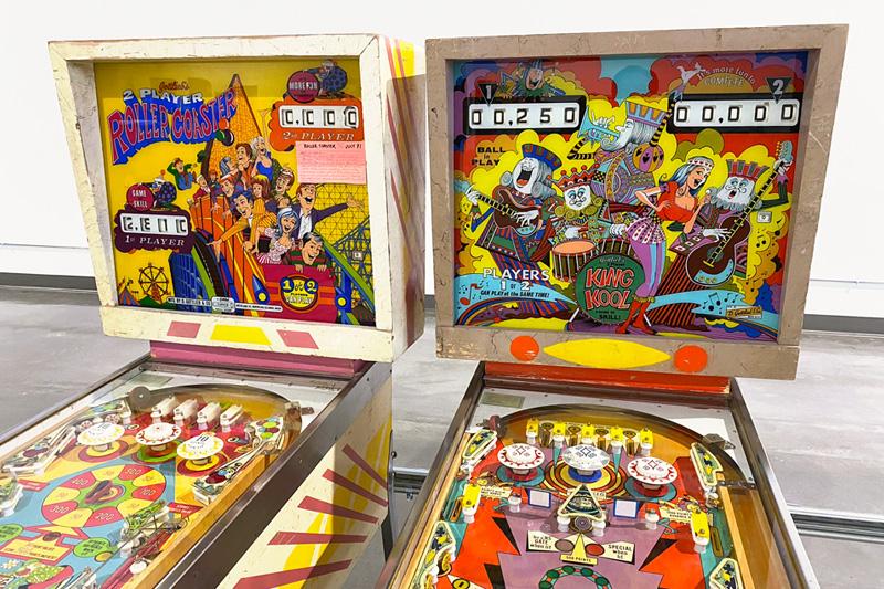 Pinball Las Vegas Strip