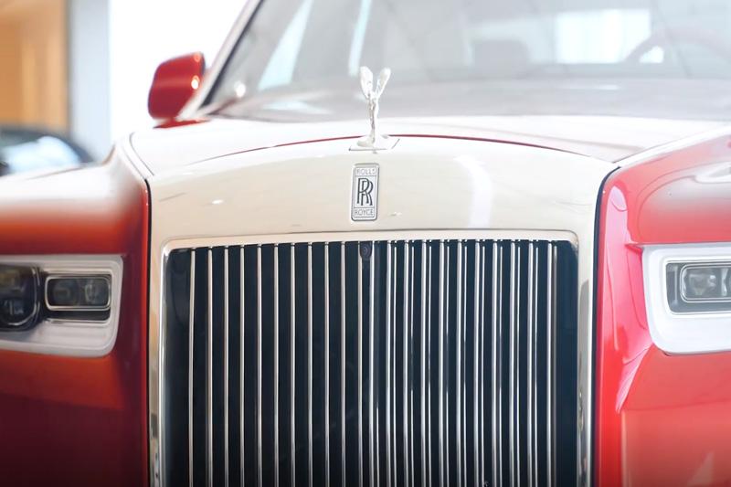 Rolls Royce Resorts World