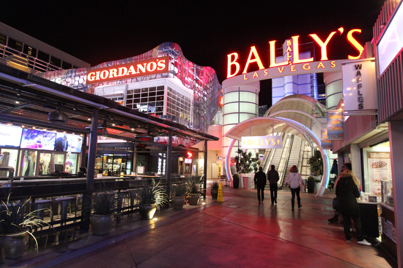 Bally's Hard Rock Las Vegas