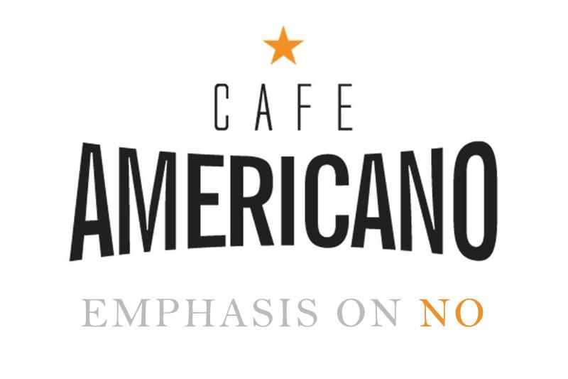 Cafe Americano fee