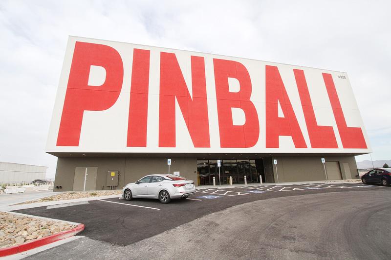 Pinball Hall of Fame Strip