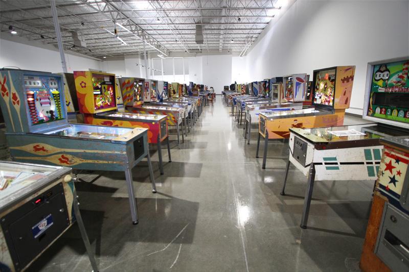 Pinball Hall of Fame Las Vegas Strip