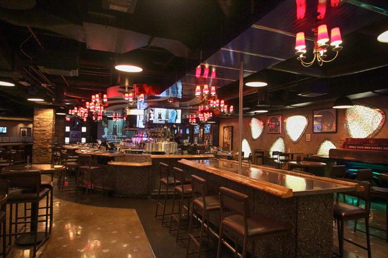 Toby Keith restaurant Las Vegas