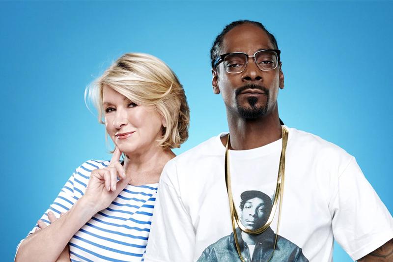 Martha Stewart Snoop Dog Las Vegas