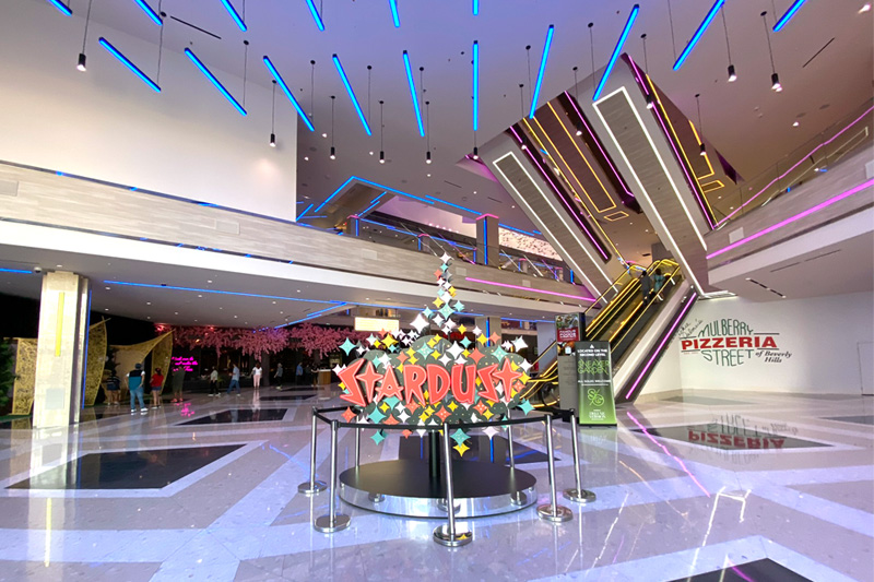 Stardust sign Resorts World