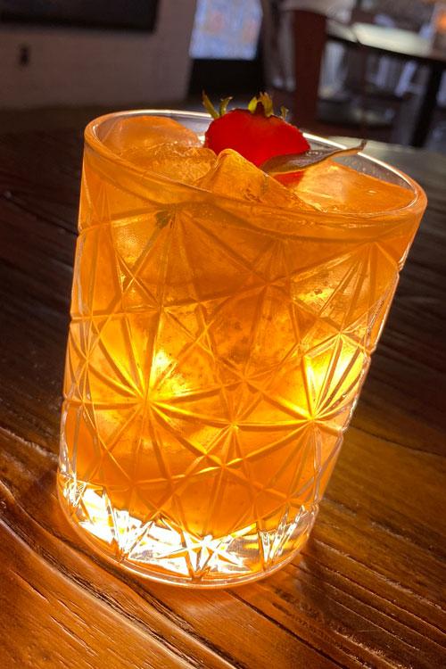Peyote cocktail
