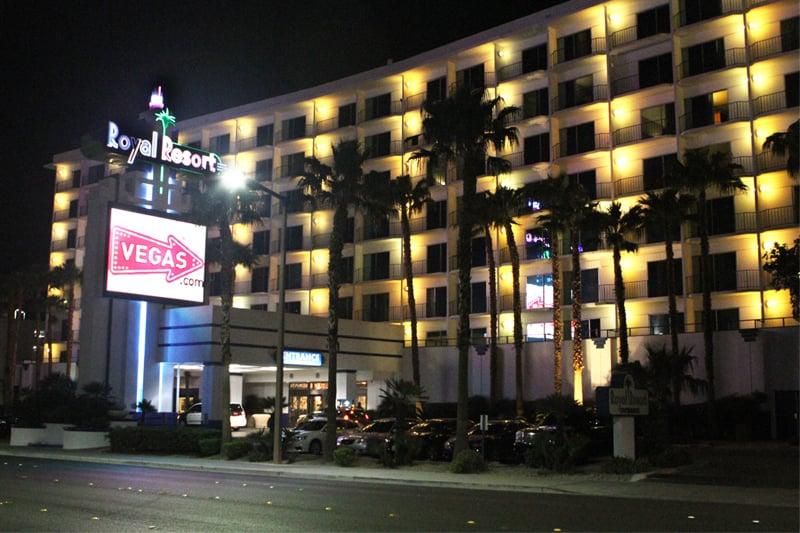 Royal Resort closed