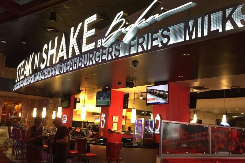 Steak N Shake Oyo